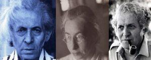 מכון גנזים מציין את יום הולדתם של אבות ישורון, מרים ילן שטקליס ונתן יונתן, שחל בחודש ספטמבר !
