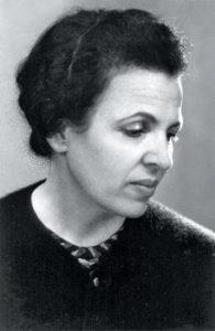 שרה לוי תנאי 1910-2005